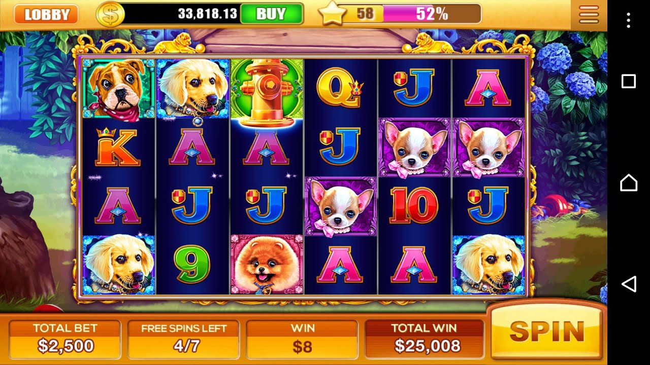 house of fun free slots games