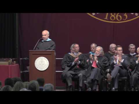 2017 BC High Commencement Ceremony