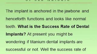 The Procedure and Healing Time for Dental Implants San Antonio Thumbnail