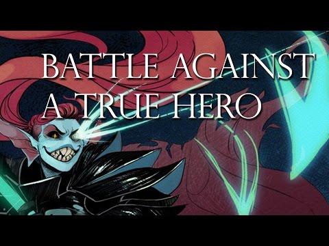 Battle Against a True Hero - Instrumental Mix Cover (Undertale)