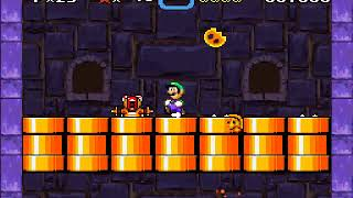 Luigi and the Island of Mystery - Luigi and the Island of Mystery: Gameplay 6 (SNES)  - Vizzed.com GamePlay (rom hack) - User video