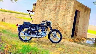 (part 175)Bullet Modified 350 standard and classic!Modified bullet in Punjab !!