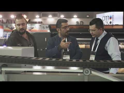 Pigment Reklam - FESPA Eurasia 2017