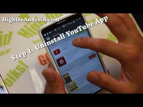 How to Playback YouTube Videos with Screen-Off on Any Android Smartphone/Tablet!