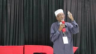 Fixing the Hijri Lunar Calendar for Good. | Dr. Abdillahi Sh. Mohamed Walaaleye | TEDxHargeisa