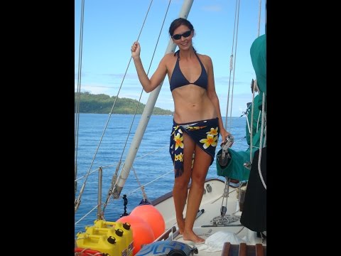 Sailing adventures on a Westsail 32 sailboat in the Pacific Ocean
