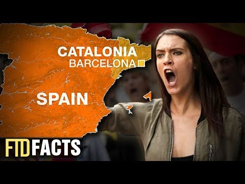 The Truth About Catalonia Independence Movement