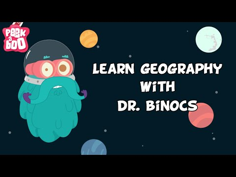 Learn Geography With Dr. Binocs |  Compilation | Learn Videos For Kids