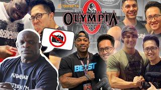 Tôi bị RONNIE COLEMAN phũ   Mr.Olympia và 4 lý do bạn nên tham gia   An Nguyen Fitness
