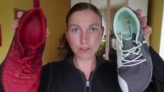 Minimalismus im Schuhschrank - vivobarefoot und vibram fivefingers