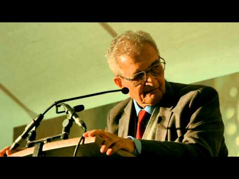 Amartya Sen - The Economic Consequences of Austerity - Part 1