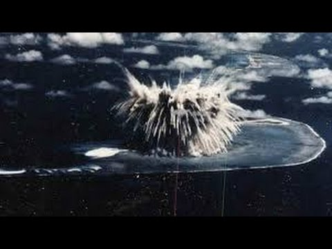 Bikini atoll nuclear tests documentary 1949 ✪ Nuclear Weapons Testing Channel