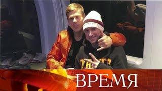 Футболисты А.Кокорин и П.Мамаев проходят по делу о хулиганстве и уже задержаны следствием.