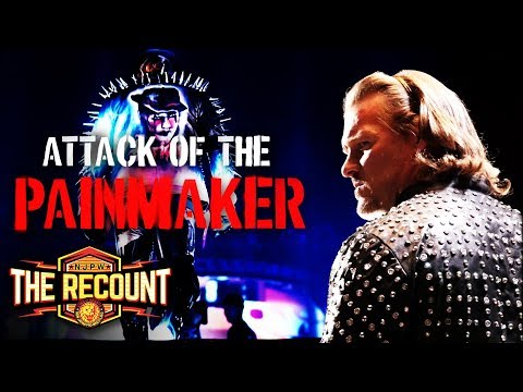 Attack Of The Painmaker, Chris Jericho (The Recount)