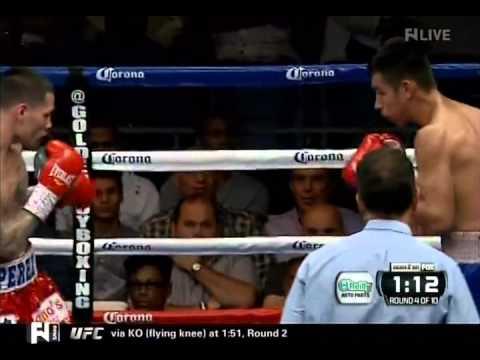 Michael Perez vs Jorge Romero 28-04-2014