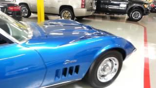 68 Corvette 427 390hp Lucky Motors