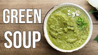 Green Soup For Weight Loss