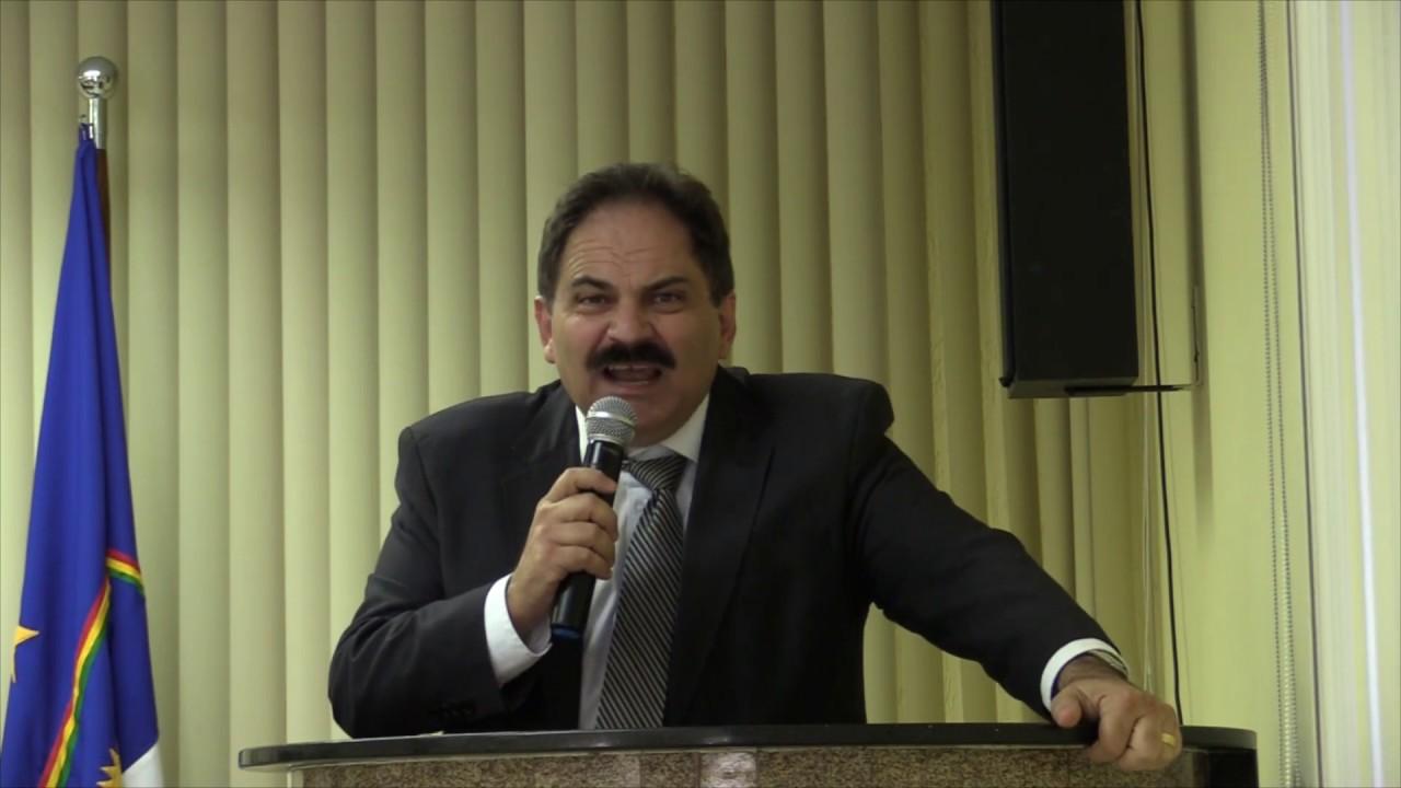 Vereador Zé Higino faz denúncia durante Reunião na Câmara de Vereadores