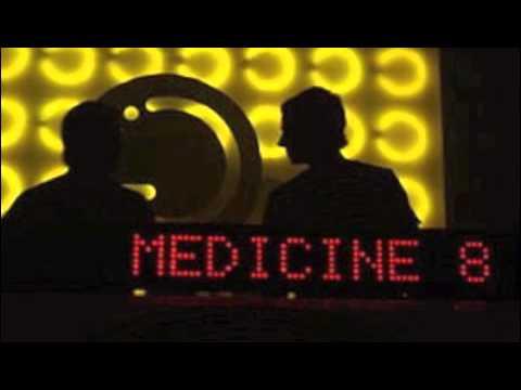 Medicine 8 Rmx of I'm So Crazy by Par-T-One