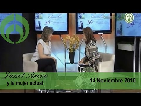 María Esther Martínez Eroza escritora  En entrevista con Janett Arceo.