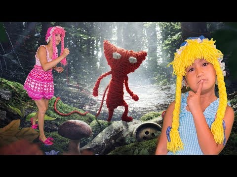 Review video games Unravel Two