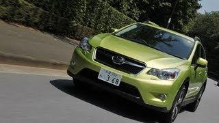 スバル XV ハイブリッド 動画試乗レポート ~渡辺陽一郎のカーライフガイド~ #lovecars #videotopics