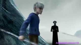 Jack tries to save Elsa