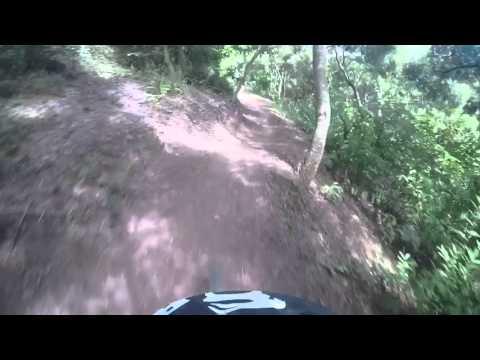 Downhill MTB Kaneohe Hawaii