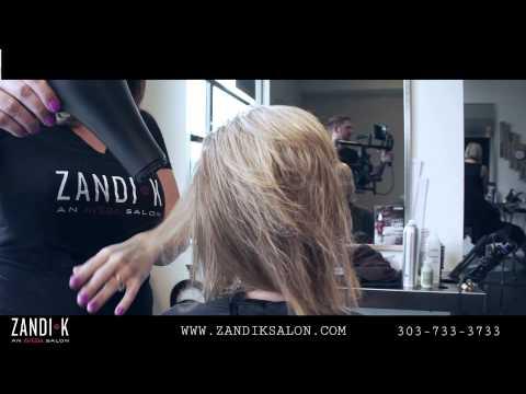 Aveda Hair Salon & Spa in Denver