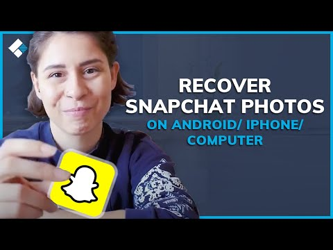 How To Recover Snapchat Photos On Android/iPhone/Computer?
