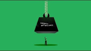 Gambar cover America Off Balance: One Nation Under Debt