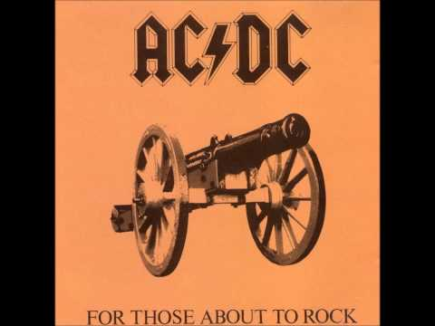 AC/DC - For those about to Rock (We salute you) HQ/1080p