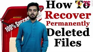 How To Recover Deleted Files,Photos,Videos From Android Phone (Two Methods) |#TechSmartness|
