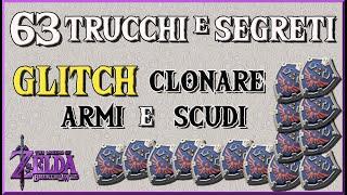 😱Glitch CLONARE ARMI - Trucchi e Segreti di Zelda Breath of the Wild 56
