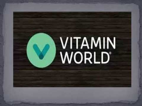 An Overview of Vitamin World