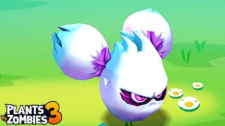 Plants vs. Zombies 3 - Gameplay Walkthrough Part 39  - Pushywillow VS Gargantuar BOSS !