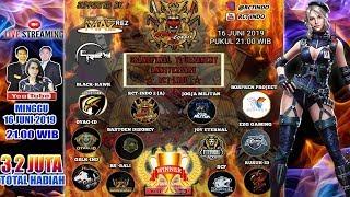 GRAND FINAL TOURNAMENT FREE FIRE RCT INDO HADIAH 3,2 JUTA !