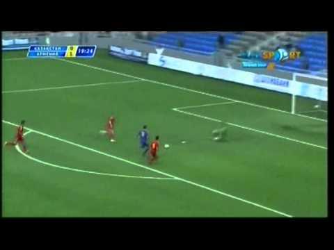 Казахстан U-21 — Армения U-21 0:1