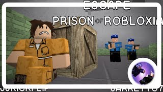 Roblox - Escape the Prison of ROBLOXia!