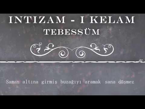 İntizam - Tebessüm  #ilkşarkı #nostalji (Lyric Video)