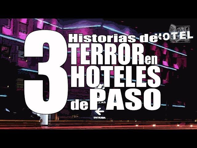 3 historias de TERROR en HOTELES de la CDMX por RAPATUSTRA