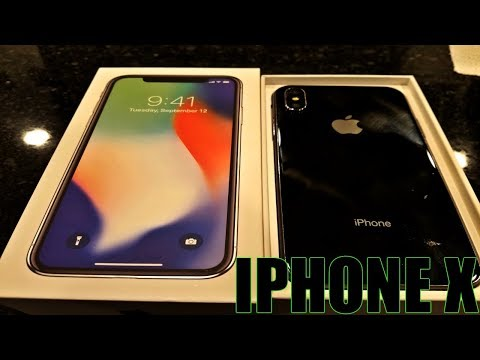 (FOUND IPHONE X/10) New Apple iPhone X FREE! iPhone X Release Day Dumpster Diving Apple Store!