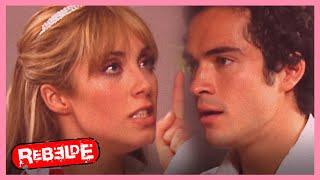 Rebelde: ¡Mía decide terminar con Miguel por culpa de Sol! | Escena C230-C231 | Tlnovelas