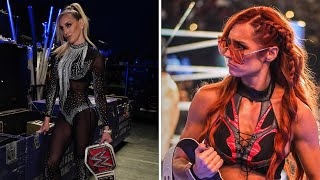 Real Reason Why Charlotte Flair Drafted To SmackDown More Draft Picks Announces Becky Lynch Drafts