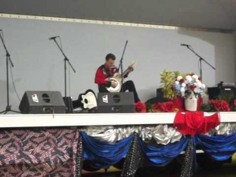 Westside Smitty : Kekaha Rooster Bottleneck Guitar Blues, July 4, 2010, Kauai, Hawaii
