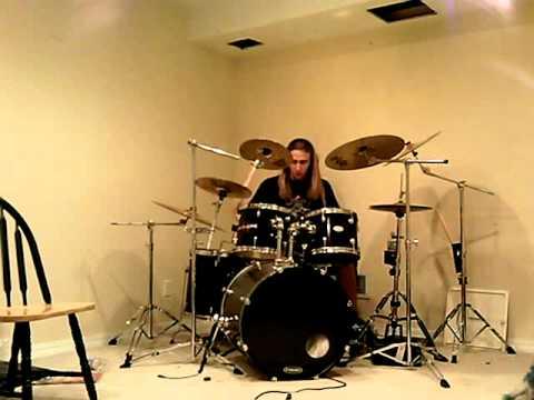 smokeSuicide Silence drum