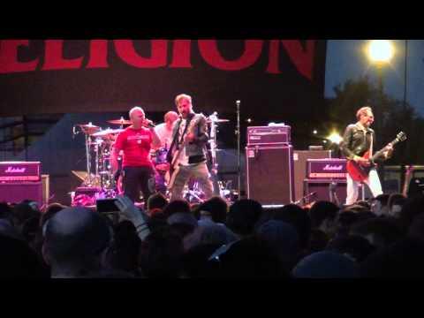 Bad Religion - Full Set Live at Riot Fest Chicago 2013