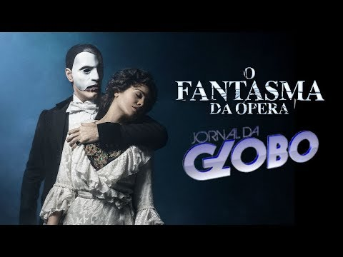 O Fantasma da Ópera Brasil (The Phantom Of The Opera Brazil)