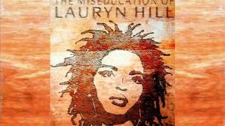 Lauryn Hill Doo Wop That Thing