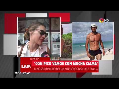 Pampita: Si invitaran a la China Suárez al Bailando...